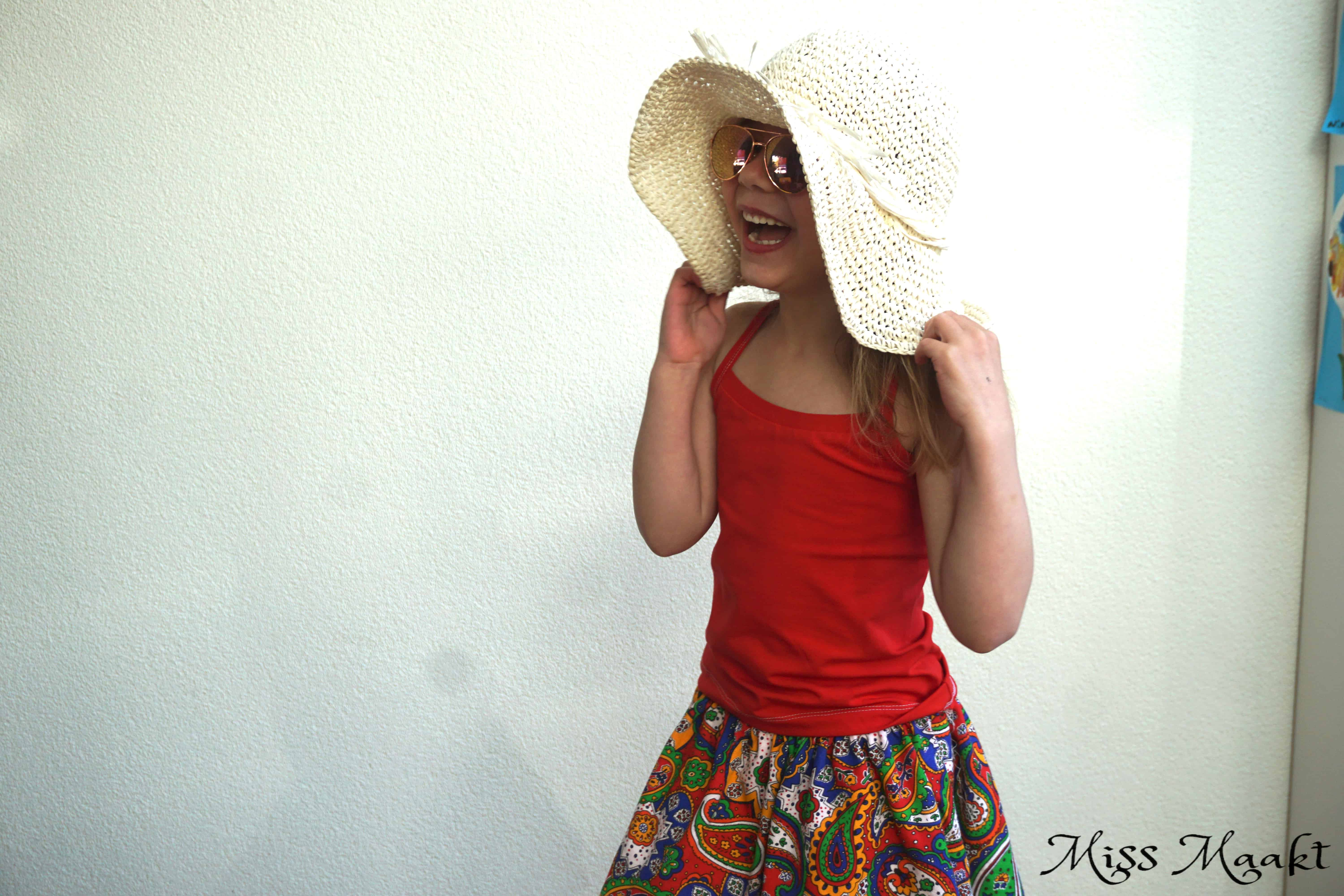Een zomers outfit voor Ninthe