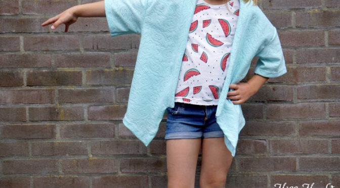 New release: Beach Cardigan