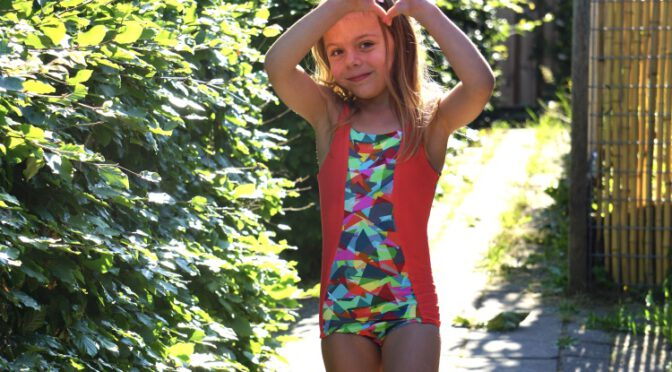 Nieuwe release: Ruched Swimsuit